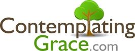 Contemplating Grace - Verti Logo