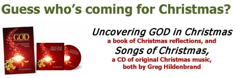 Uncovering God in Christmas - Ad