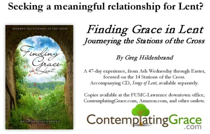 Finding Grace in Lent - ad2